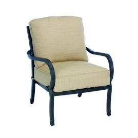 Somerset Lounge Chair with Cushions by Summer Classics