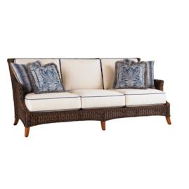 Tommy Bahama Island Estate Lanai Sofa with Pillows