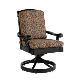 Tommy Bahama Kingstown Swivel Rocker Dining Chair