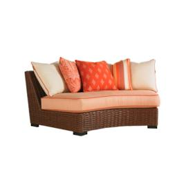 Tommy Bahama Ocean Club Pacifica Curved Sectional with