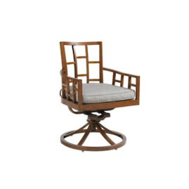 Tommy Bahama Ocean Club Resort Swivel Rocker Dining