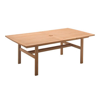 Belmont Large Teak Extension Table by Gloster