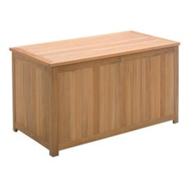 Teak Cushion Storage Chest