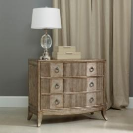Harrisburg Three-drawer Chest