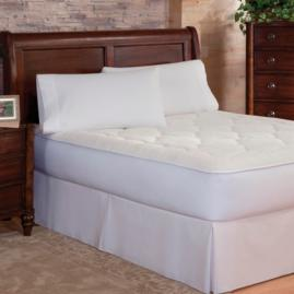 Sherpa Reversible All Season Mattress Pad