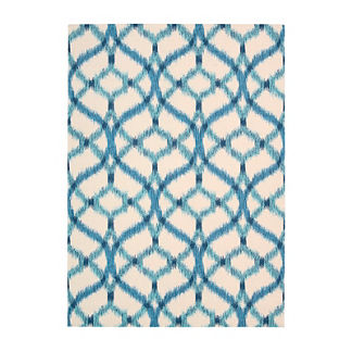 Echo Ikat Outdoor Rug