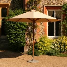 Ribbed Wheeled Base for 7-1/2' to 11' Umbrellas