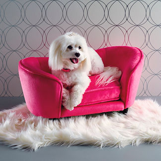 Ultra Plush Snuggle Pet Bed