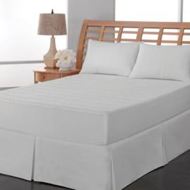 Allergen/Water Resistant Mattress Pad