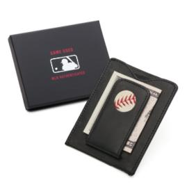 Game-Used Baseball Wallets