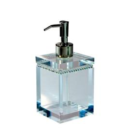Ice Crystal Soap/Lotion Dispenser