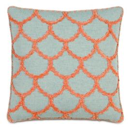 Captiva Scalloped Decorative Pillow