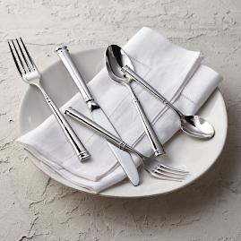 Bistro Flatware 5-piece Place Setting