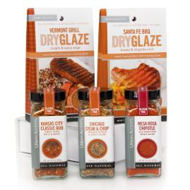 Grill Lover's 5-piece Seasoning Set