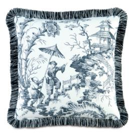 Scalamandre Pillement Decorative Pillow