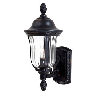Andover Small Outdoor Wall Up Lantern
