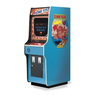 Refurbished Donkey Kong Arcade Game Frontgate
