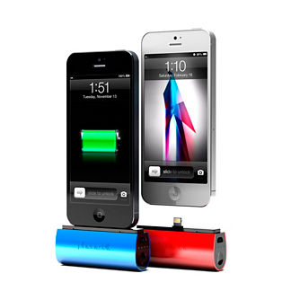 Flex Pocket iPhone Charger with Lightning Connector