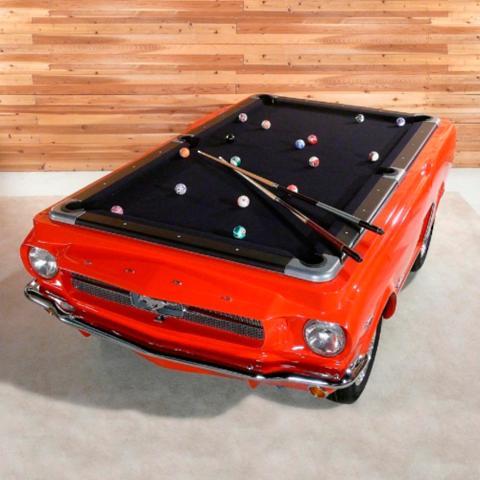 1965 Mustang Car Pool Table Good Looking