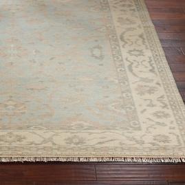 Beaumaris Knotted Area Rug