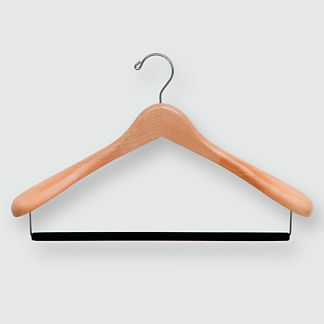 Luxury Men's Suit/Jacket Hangers, Set of Three
