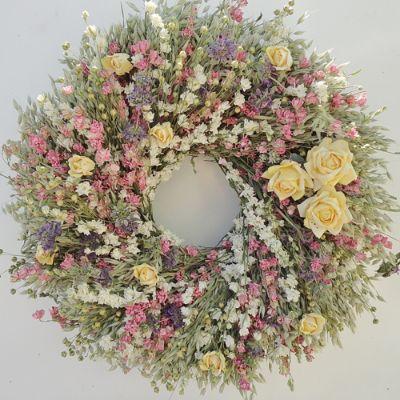 Spring Garden Wreath Frontgate