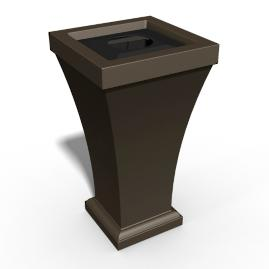 Bordeaux Outdoor Waste Bin