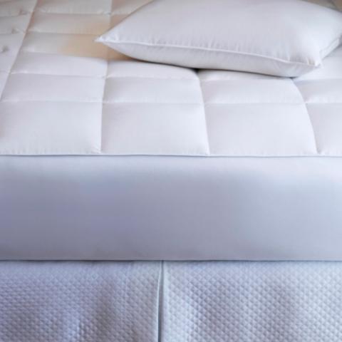 sferra monmouth down mattress pad