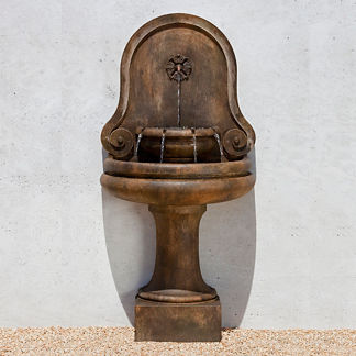 Throne Wall Fountain