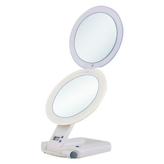 Ultimate LED Travel Makeup Mirror