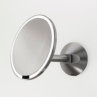 simplehuman® Wall Mount Sensor Mirror