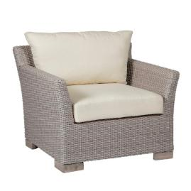 Club Woven Lounge Chair with Cushions by Summer