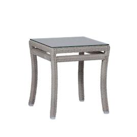 Club Woven End Table by Summer Classics