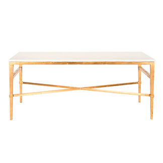 Acker Cocktail Table Gold
