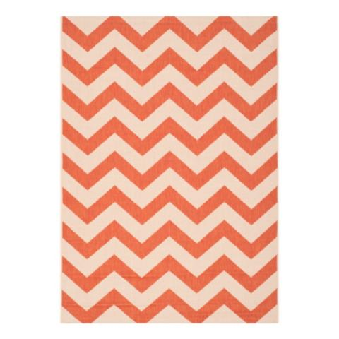 Classic Chevron Indoor/Outdoor Rug | Frontgate