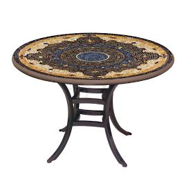 Almirante Round Bistro Table