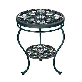 Belcarra Double-tiered Side Table