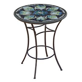 Belcarra Round High Dining Table