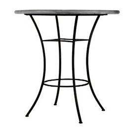 Oasis Round High Dining Table
