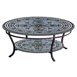 KNF Roma Double-Tiered Coffee Table