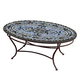 KNF Roma Oval Coffee Table