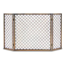 Hardwick Tri-panel Fireplace Screen
