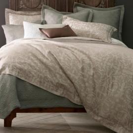 Marcella Duvet Cover by Peacock Alley