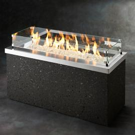 Awesome Key Largo Gas Fire Table