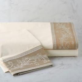 Novara Italian Percale Sheet Set