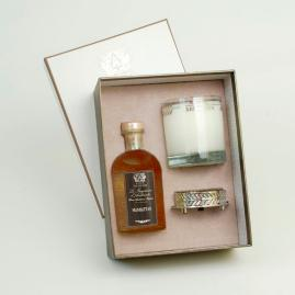 Antica Farmacista Manhattan Diffuser & Candle Set