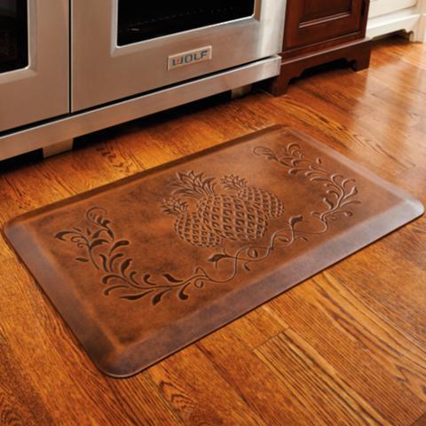 Pineapple Anti Fatigue Kitchen Comfort Mat Frontgate