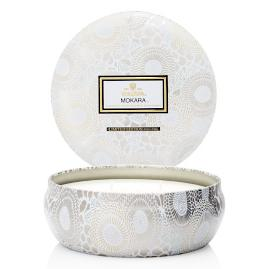 Voluspa Mokara Three-Wick Tin Candle