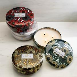 Voluspa 3-wick Tin Candle