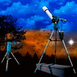 Electronic Telescope with Tripod